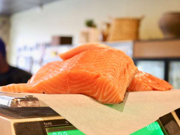 Guilderland, NY fresh fish market | Platters | fin - your